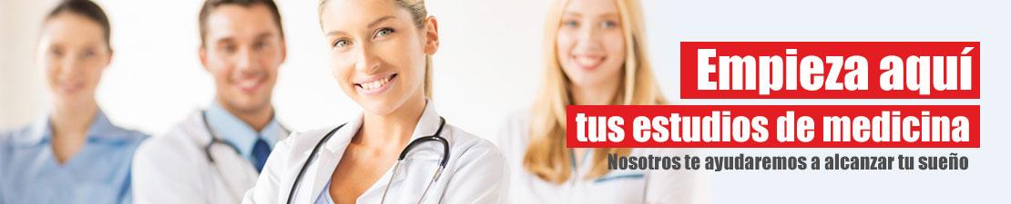estudiar medicina sin nota