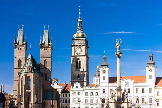 city of Hradec Kralove