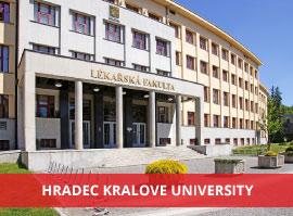 estudia medicina en Hradec Kralove