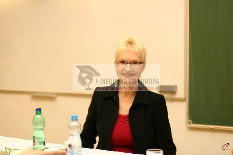Meeting-tea with Jana Šeblová