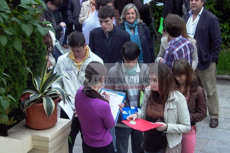 Entrance examination for the Third Faculty