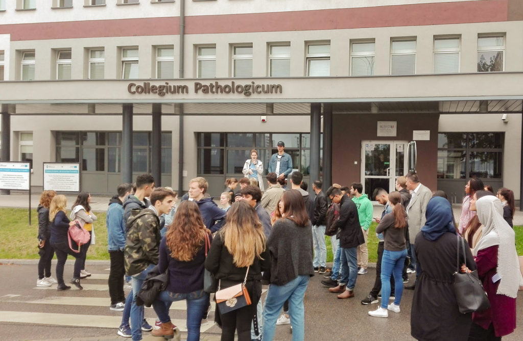 estudiantes-Medical-University-Białystok