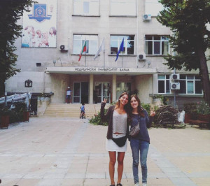 The Student Life in Varna